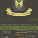Masters of the Building Arts Festival,  Charleston SC
